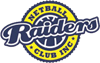 Raiders Netball Club Logo
