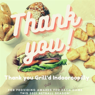 Thank you  Grill'd